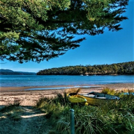 Eggs and Bacon Bay beach Huon Valley Tasmania top beaches