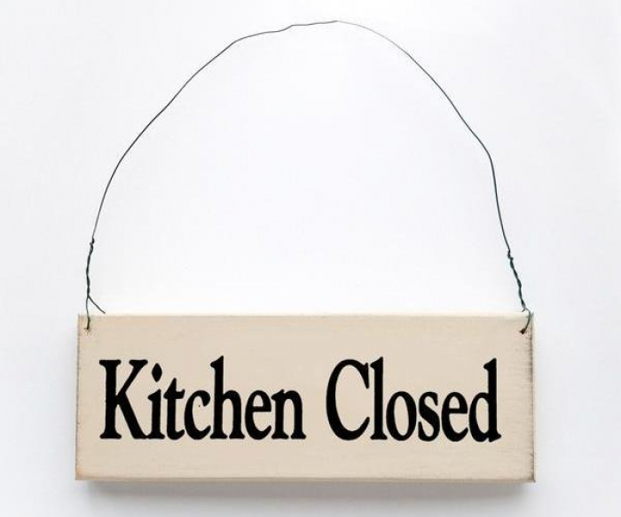 gallery/kitchen-closed-sign-on-wire